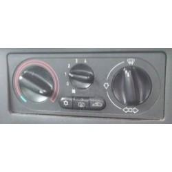Panel de climatisation manuel 900 - 9.3