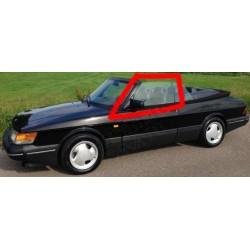 vitre avant gauche Saab 900 classic cabriolet