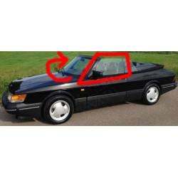 vitre avant droite Saab 900 classic cabriolet