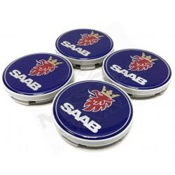 kit 4 emblèmes de roue 12775052