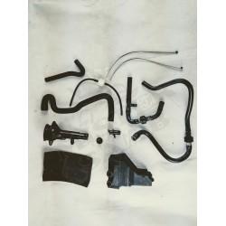 kit complet ventilation carter moteur saab 9.3 saab 9.5