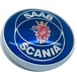 emblème arrière saab scania 900/9.3