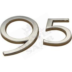 """Inscription arrière """"95"""""""