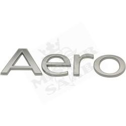 """Emblème """"Aero"""" Saab 9.3v2 break"""