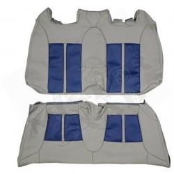 housses cuir sièges arrière saab 9.3v2 spécial Aero