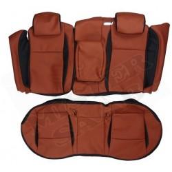 housses cuir sièges arrière saab 9.3v2 spécial Turbo X