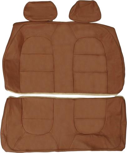 housses cuir arrière sièges saab 900 classic cabriolet