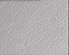 cuir gris clair